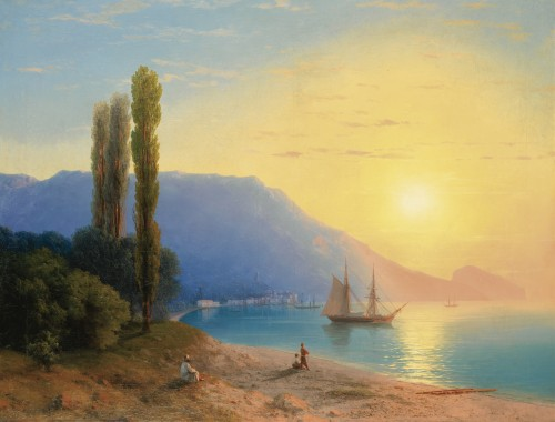 Aivazovsky_Sunset_over_Yalta.jpg