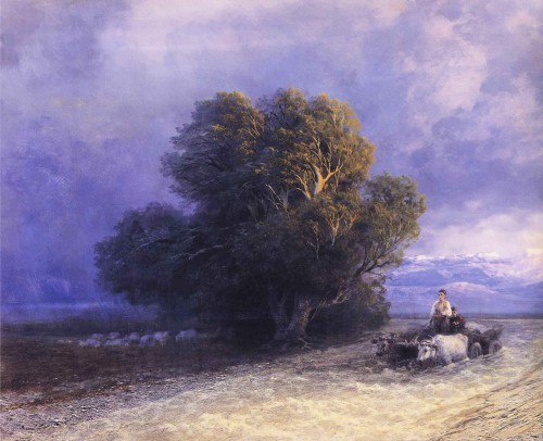 Ivan_Constantinovich_Aivazovsky_-_Ox_Cart_Crossing_a_Flooded_Plain_detail.jpg